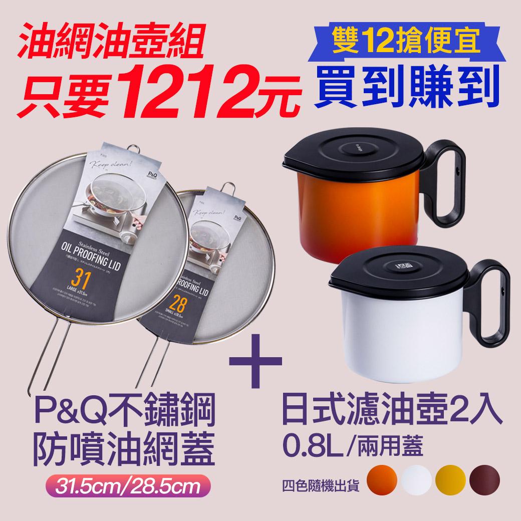 P&Q不鏽鋼防噴油網蓋28.5cm