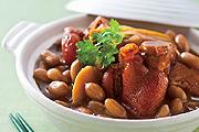 台灣味豬腳料理