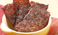 自己做肉乾健康又有趣