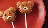 棒棒糖甜點創意