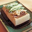 夏日涼拌健康嫩豆腐