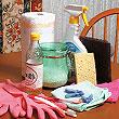 替廚房客廳做清潔SPA