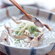 熬煮一碗道地的  虱目魚粥