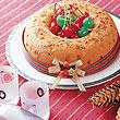 浪漫聖誕糕蛋糕簡單親手做