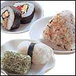 一手掌握的日式美食-飯糰•壽司