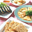 黃澄澄的蝦餅DIY