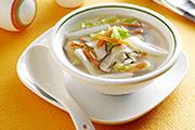 輕鬆完成高纖蔬菜湯