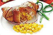 玉米入年菜 黃金裝滿袋