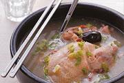 台韓蔘雞湯大比拼