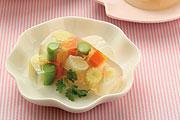 海鮮、肉類、蔬果凍