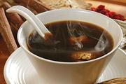 退寒暖身的薑母茶