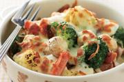美味蔬菜焗烤