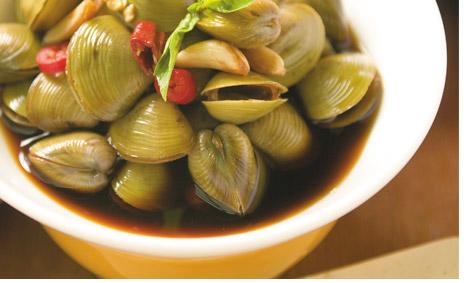 家常貝類料理  『餐饮食谱』 - 李文義餐飲顧問 - 繁盛道上餐饮顾问公司的博客