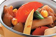 蔬菜燉煮 輕鬆又美味